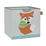 Toy Cube Storage  fox